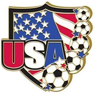 Soccer Pin - 1.25