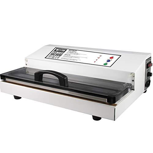 Weston 65-0101 Commercial Grade Vacuum Sealer 15