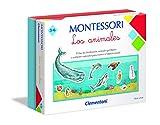 Clementoni-55291 - Montessori - Los Animales - juego educativo montessori a partir de 3 años
