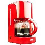 Bestron AKM300HR Macchina del Caffe americano, rosso