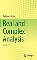 Real and Complex Analysis: Volume 1
