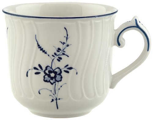 Villeroy & Boch 10-2341-1300 Vieux Luxemburg - Kaffeeobertasse - Porzellan - 0,20l