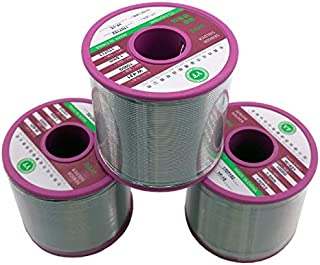 Welding Wires - 800g 1000g/roll Sn35Pb65 FLUX 1.8~2.5% Tin Lead Tin Wire Melt Rosin Core Solder Soldering Wire Roll 0.6~1....
