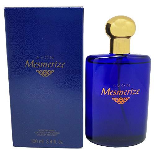 Avon Mesmerize For Men Cologne Spray 3.4 fl oz New Jersey