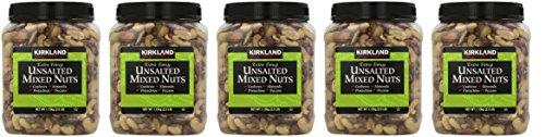 Kirkland Signature Extra Fancy - Frutos secos mixtos sin sal (2,5 L)
