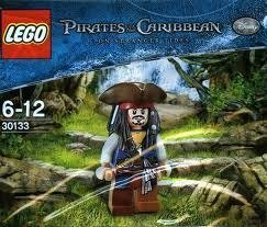 LEGO Disney Pirates of the Caribbean 30133 Jack Sparrow by LEGO