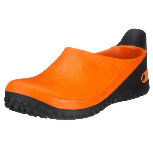 Birkis Active-Birki Kunststoff-Clogs orange Alpro-Schaum Weite: Weit Größe: 42.0