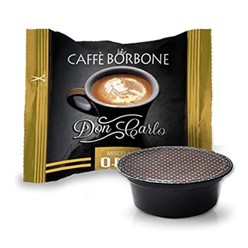 Capsule caffè Borbone compatibili a modo mio miscela oro pz. 50 100 200 300 400 500 (300)
