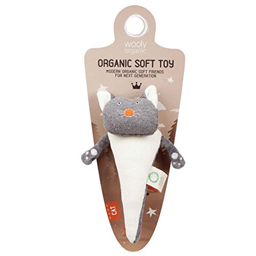 Wooly Organic Hochet Funky Feet Chat