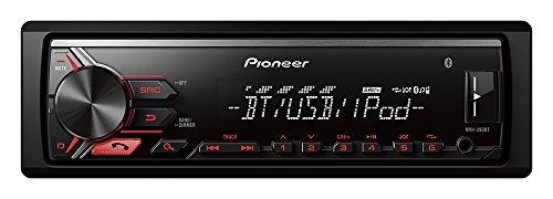 Pioneer Radio Bluetooth MVH-390BT USB, AUX Eingang, Freisprecheinrichtung | Steuerung über Android,...
