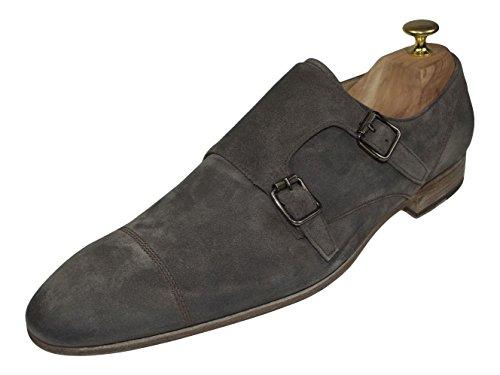 Silvano Sassetti Shoes 13 Goodyear Flex Handmade in Italy RLPL Bergdorf Ford