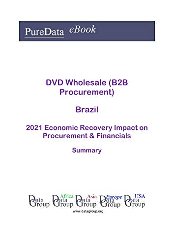 DVD Wholesale (B2B Procurement) Brazil Summary: 2021 Economic Recovery Impact on Revenues & Financials (English Edition)