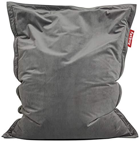 Fatboy Original Slim Velvet Bean Bag taupe