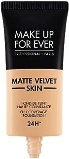 Make Up For Ever Matte Velvet Skin Full Coverage Foundation - # Y305 (Soft Beige) 30ml/1oz