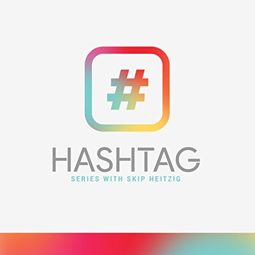 Hashtag audiobook cover art