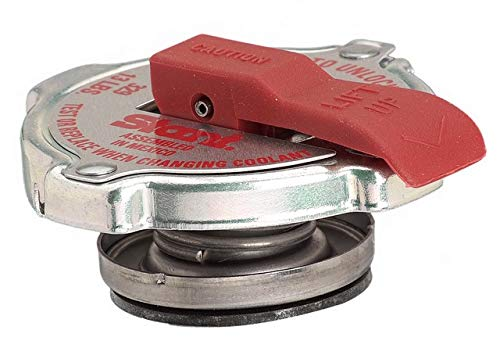 Safety Radiator Cap, 13 psi, Metal