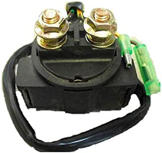 CRU Starter Relay Solenoid Compatible with Honda 75-79 GL 1000 Goldwing 82-83 85 CB 450SC