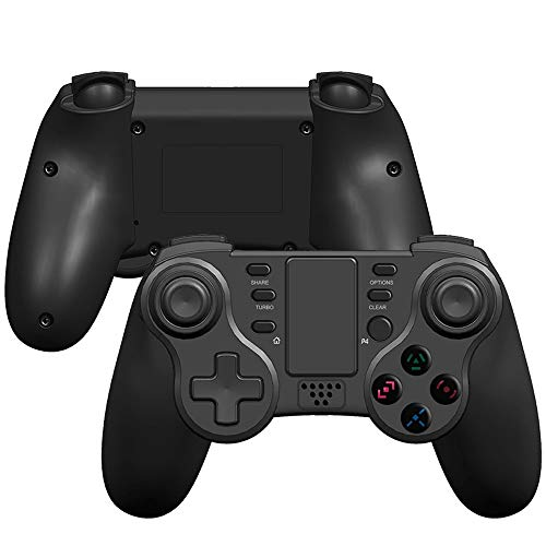 WXH-00 Nuevo Joystick Inalámbrico Bluetooth para PS4 Controladoras para Consolables para Playstation Dualshock 4 Gamepad