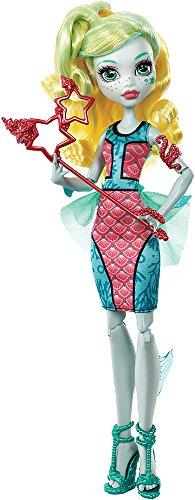 Monster High Mattel DNX21 - WADMH Lagoona, Ankleidepuppen