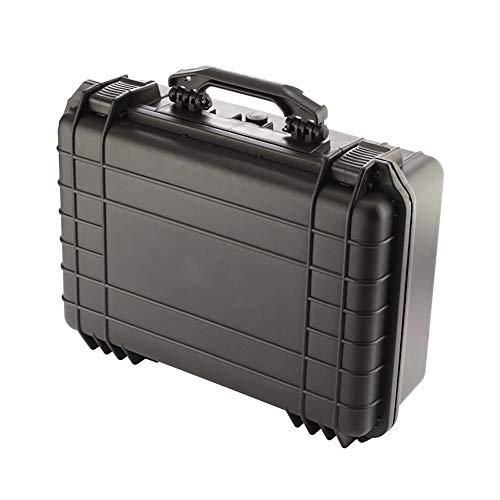 WangQ Werkzeugaufbewahrungsbox - Aufbewahrungsbox for Haushaltsteile, Instrumentenkasten, fahrzeugmontierte Wartungsausrüstung, Werkzeugaufbewahrungsbox werkzeugbox (Size : 463mmx380mmx175mm)
