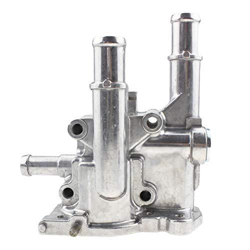 LinYom Caja De Metal De Montaje De Aluminio Termostato/Ajuste para - Chevrolet/Ajuste para - Cruze/Ajuste para - Opel/Astra T300 Aveo 96984103 96984104