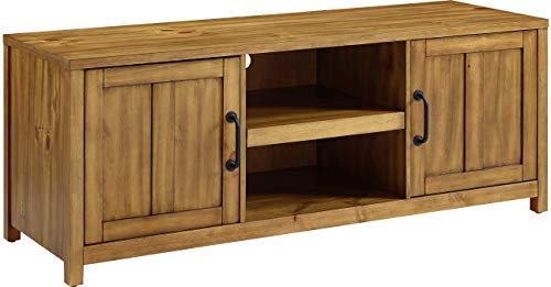 Crosley Furniture Roots 60-inch TV Stand, Natural