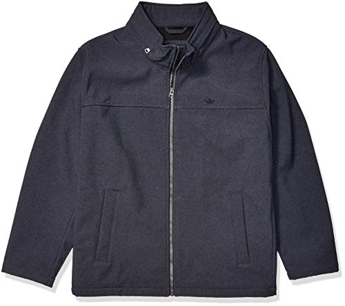 Dockers Men's Big and Tall Big & Tall 360 Tech Performance Soft Shell Jacket