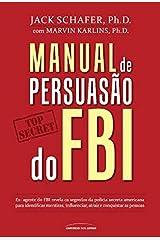 Manual de Persuasão do FBI Paperback