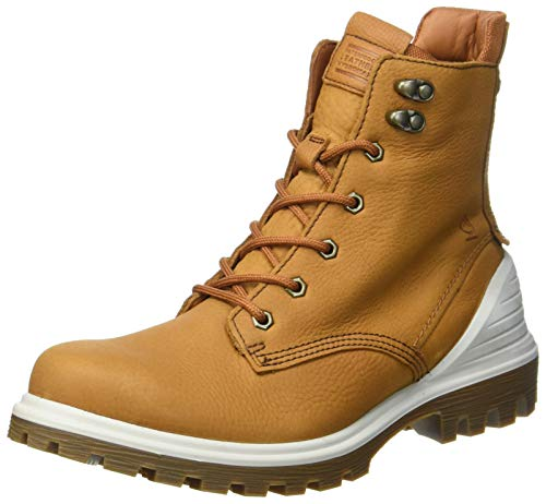 ECCO Damen Tred Tray W Ankle Boot, Braun Amber 2112, 39 EU