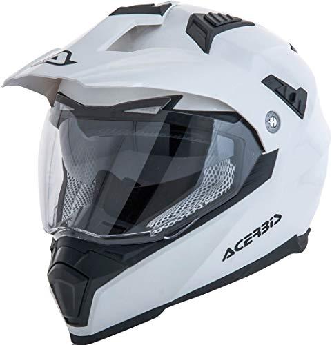 Acerbis Flip FS-606 White L (Full Face Helmet)/Helmet Flip...