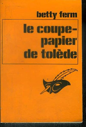 Le coupe-papier de Tolède (Le Masque)