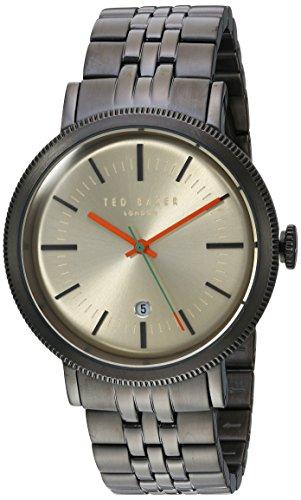 Ted Baker heren connor zwart roestvrij staal armband TE10031509