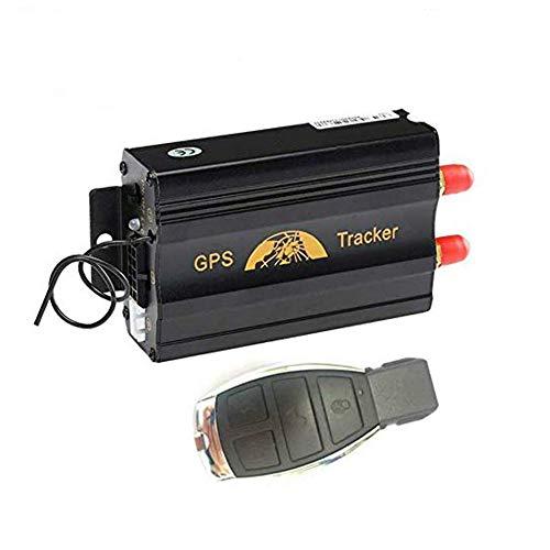 TKSTAR Anti Theft Gps Tracker TK103B Con Telecomando Cut Off Olio In Tempo Reale Auto GPS GSM GPRS SMS Dispositivi di Tracking Hidden Car Security Antifurto Sistema di Allarme Libero Web APP