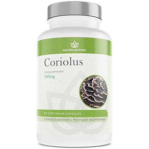 Top 10 best selling list for coriolus versicolor supplement for dogs
