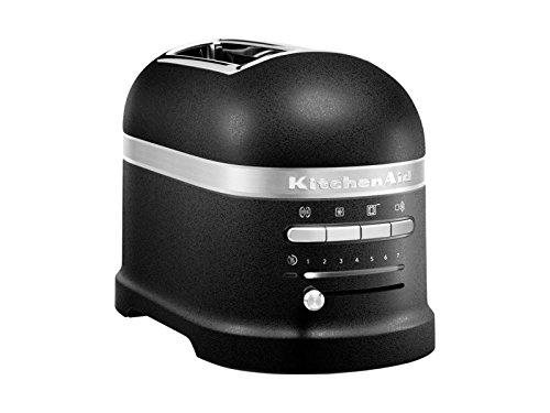 KitchenAid ARTISAN 2 Scheiben Toaster 5KMT2204 (Gusseisen Schwarz)