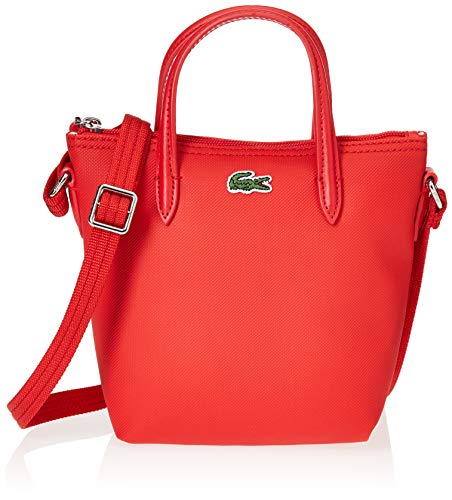 Lacoste NF2609, Shopping Bag Femme, High Risk Red, Taille unique