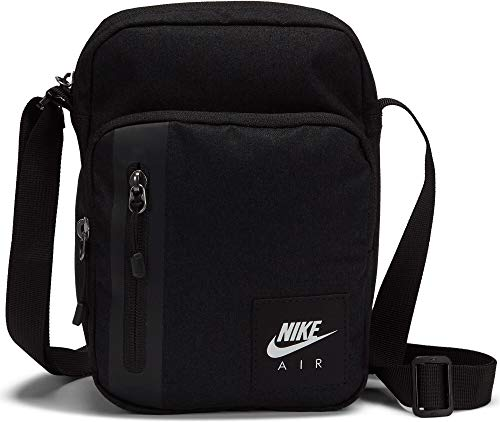 Nike Unisex's Tech Small Items - Air Fanny Pack, Black/Black/Black, One Size