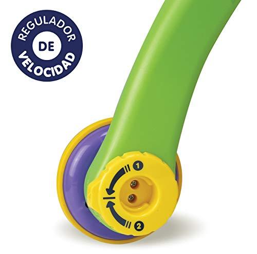 41G4ZjwQh+L - VTech - Correpasillos Andandín 2 en 1, Diseño Mejorado, Andador Bebé InTeractivo Plegable y Regulador de Velocidad, Multicolor (80-505622) , color/modelo surtido