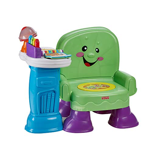 Fisher-Price Song and Story Learning Chair review