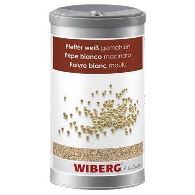 WIBERG - Pfeffer weiß, gemahlen 720 g MEHR INHALT