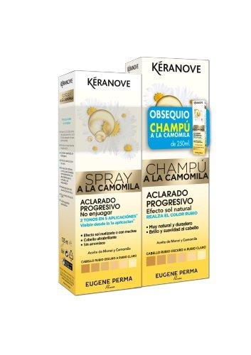 KERANOVE SPRAY ACLARANTE 125+CH 250