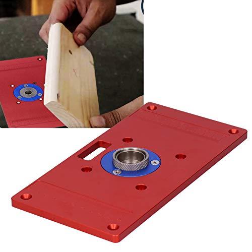 Trimm-Flip-Platte, Tisch-Einlageplatte...
