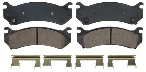 Wagner ZD785 Ceramic Disc Brake Pad Set