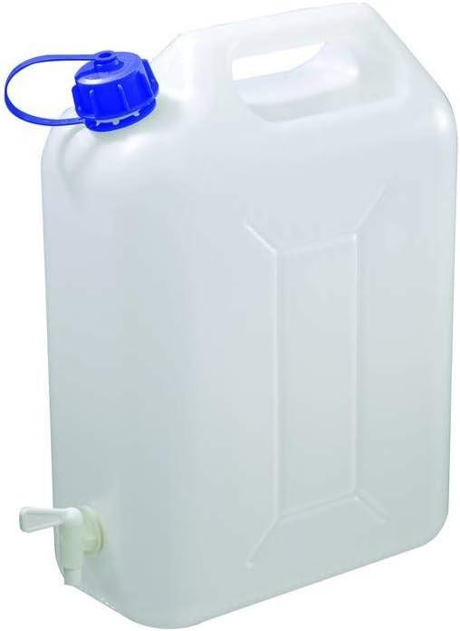 5L 10L y 20L camping vacaciones Agua Bidón Bidón agua depósito de agua con grifo