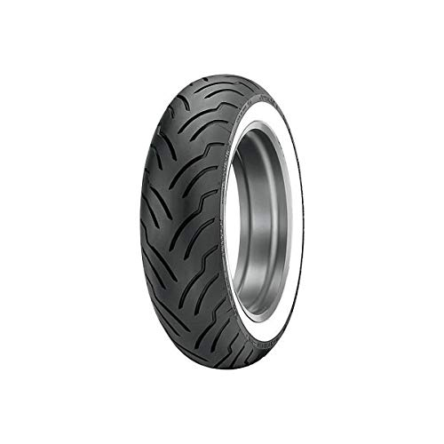 DUNLOP American Elite Whitewall Rear Tire (Wide Whitewall / MU85B16) -  45131529