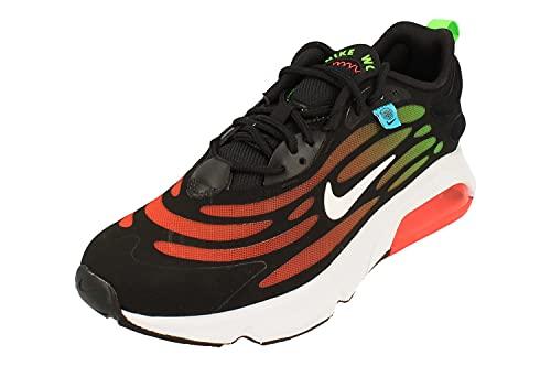 Nike Zapatillas de correr Air Max 90 Se para hombre, color Negro, talla 40 EU