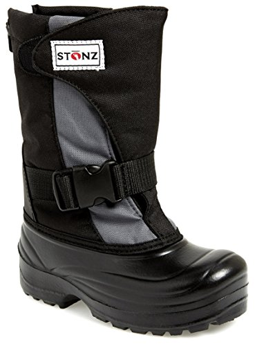 Stonz Trek Performance Snow Boot for Boys & Girls - Light-Weight, Insulated, Non-Slip, Rugged...