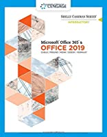 Shelly Cashman Series Microsoft Office 365 & Office 2019 Introductory Front Cover