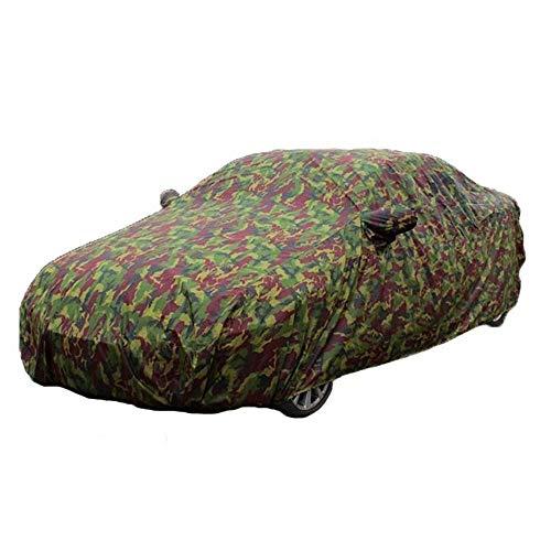 Liliguun Winter Plus Katoen auto-afdekking, outdoor, waterdicht, zon en regen sneeuwbescherming, UV Auto paraplu, voor Audi A3 A4 A6 A7 A8 Q5 Q7 SUV