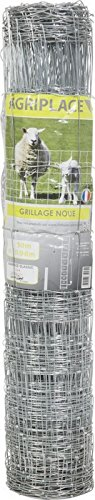 Clotures Place Grillage Noue Classic 1M00-9-15X50M, 3239243350055, Galva, 110x20x20 cm, , MOGCA01EI